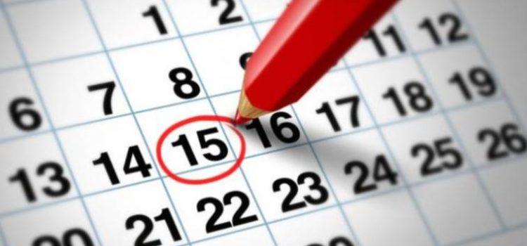 Calendario Escolar Curso 2021 / 2022